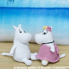 Moomin and Snorkmaiden