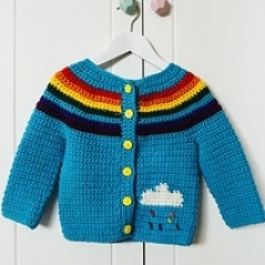 Errata for Rainy Day Cardigan