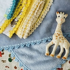 Baby Blanket Trims