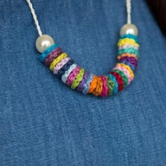 Boules Necklace