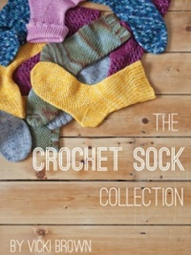 Win a copy of The Crochet Sock Collection