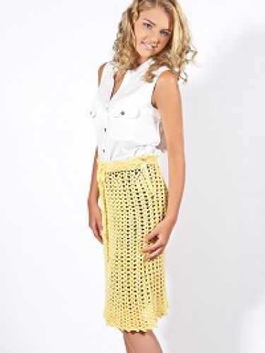 Throwback Thursday: Sun Kissed Skirt