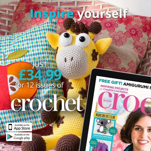 Give yourself crochet every month