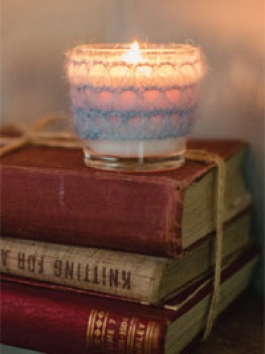 Broomstick Candle Cosy