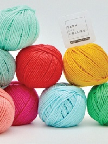 Win 100 Yarn and Colors, must-have-minis