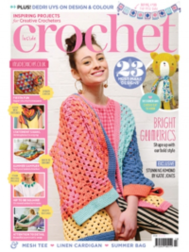 Inside Crochet issue 102 is out!