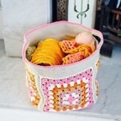 Dorothy Basket Bag