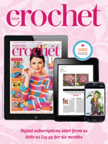 Download Inside Crochet this evening