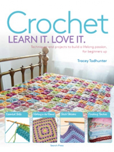 Win a copy of Crochet Learn It. Love It.