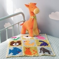 Errata for Picture Perfect Blanket
