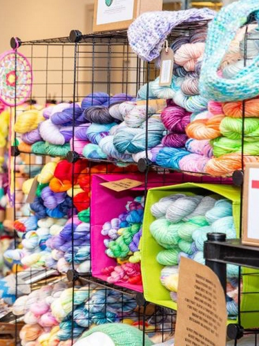 Win tickets to Aberdeen Yarnfest!