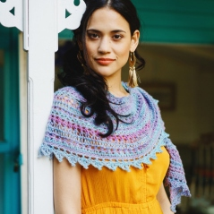 Errata for Filigree Lace Shawl
