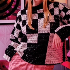 Monochrome Jumper