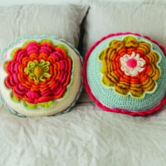 Crazy Daisy Cushion