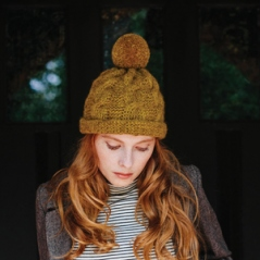 Cosy Cabled Beanie