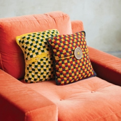 Harrop Tweed Cushions