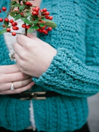 Issue 47 preview: Rosalind Cardigan