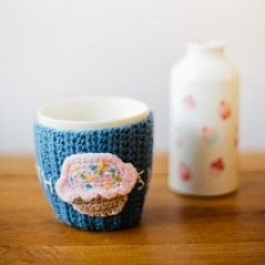 With Sugar, Please! Cup Cosy