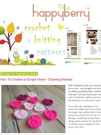 We Love HappyBerry Crochet