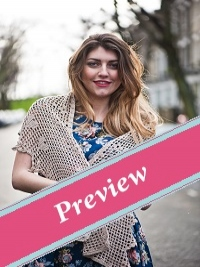 [Issue 52 Preview] Filet Heart Stole
