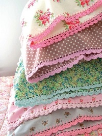 Why use crochet edgings?
