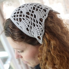 Lacy Headscarf