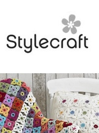 Win 17 balls of Stylecraft Lite DK and the pattern for their new blanket and cushion combo!
