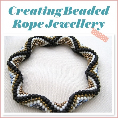 Creating Beaded Rope Jewellery