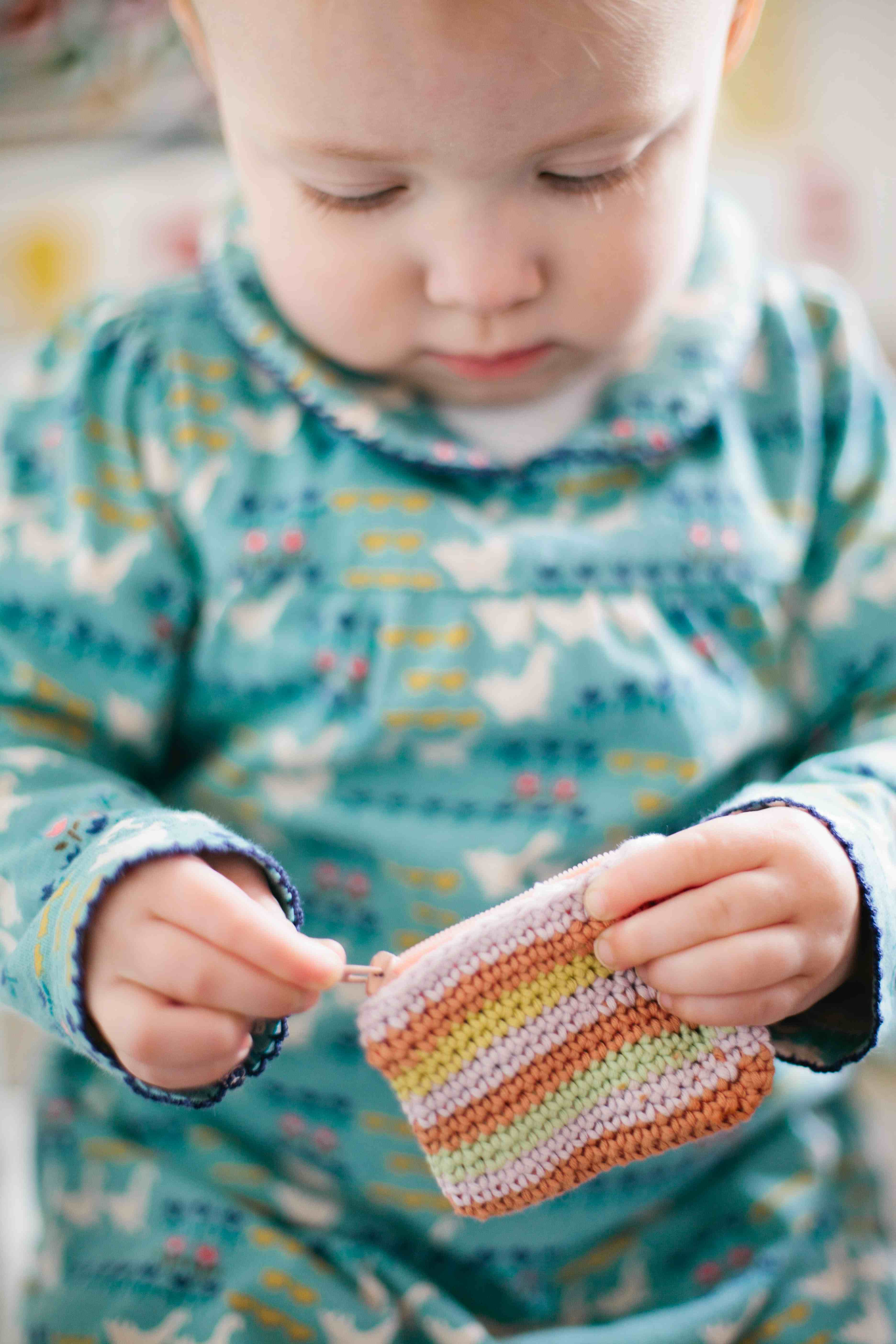 Crochet jogless stripes tutorial