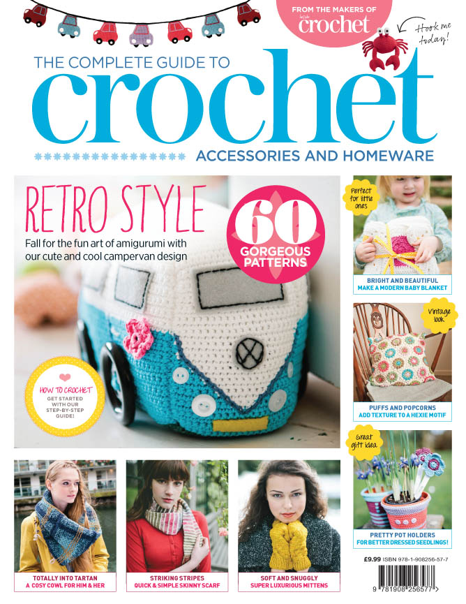 Amigurumi For Beginners Magazine : Complete Guide To Crochet Volume 3 - 60 Simply Incredible ...