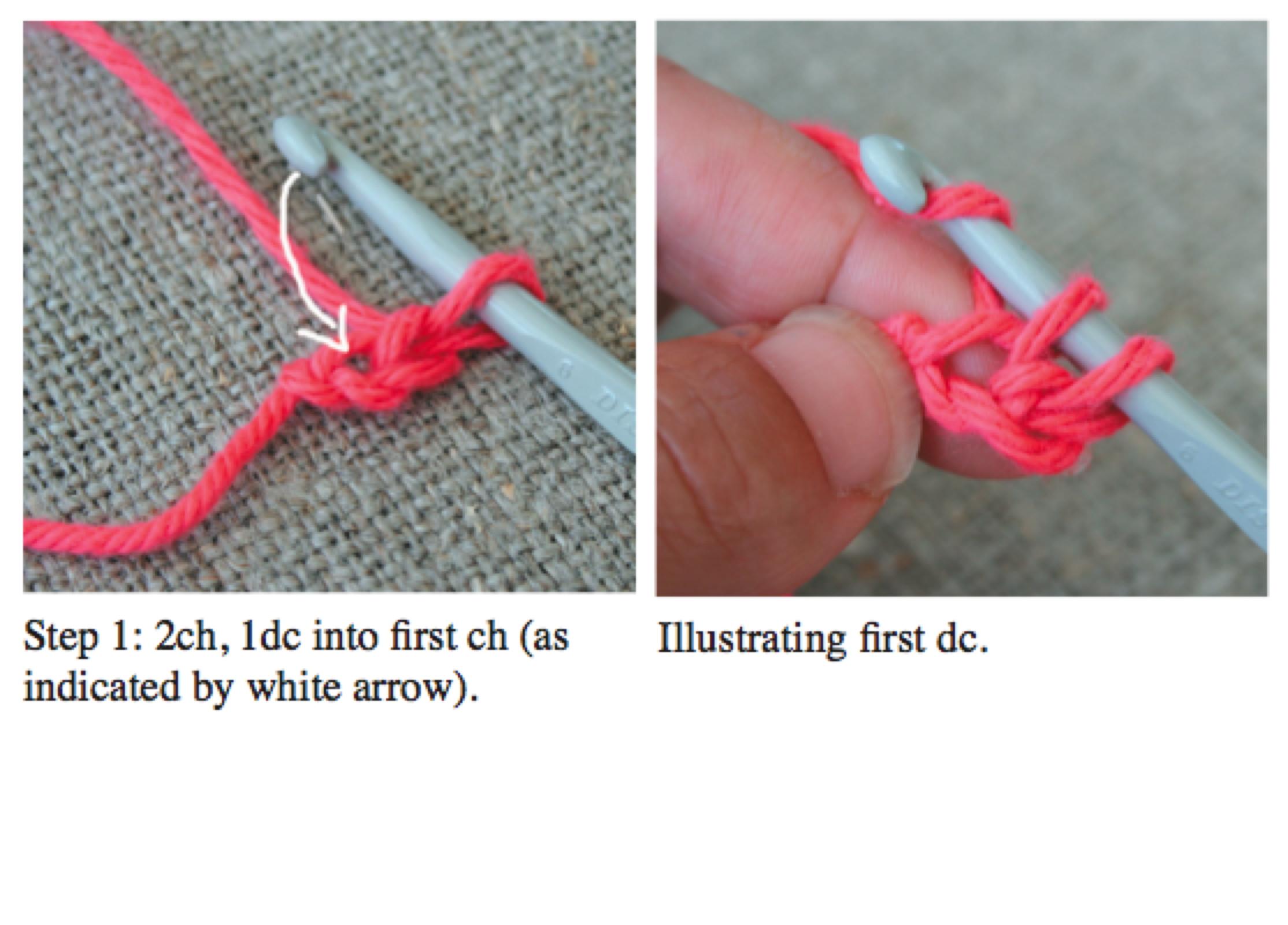 macrame crochet cord Inside Crochet