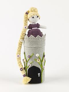 Rapunzel Amigurumi Doll Crochet Pattern | Etsy | 320x240