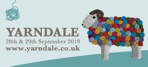 Join us for Yarndale 2019